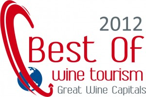 Great Wine Capitals 2012 Best of Award