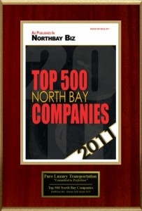 Top 500 North Bay Companies
