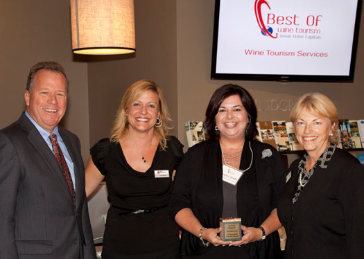 Best of Wine Tourism Services 2012