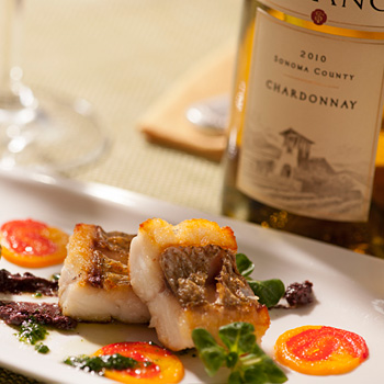 Wine & Food Pairings at Napa & Sonoma Wineries