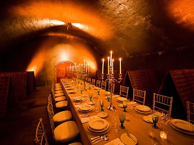 Sonoma Winery Cave Tours