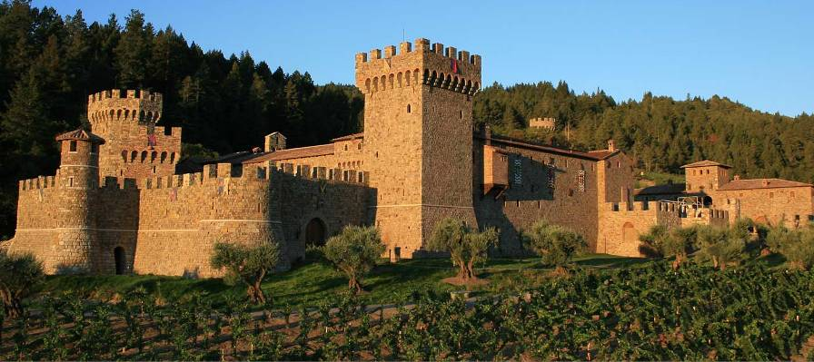 Castello di Amorosa Open Thanksgiving Day from 9:30 a.m. to 4:00 p.m.