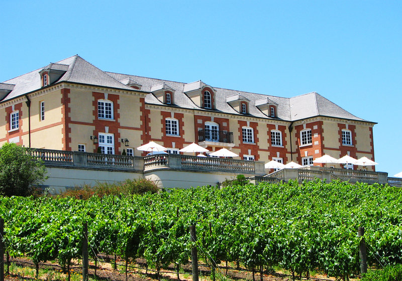 Domaine Carneros by Melissa Adams