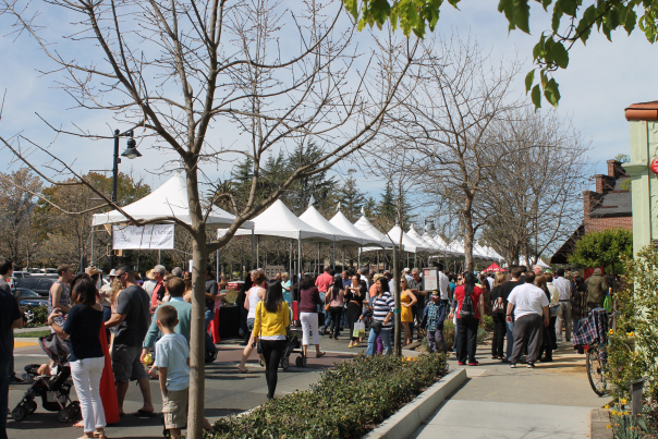 A Photo from 2013 Taste of Yountville from Seasoning and Salt Blog
