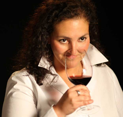 Chimney Rock General Manager & Winemaker Elizabeth Vianna