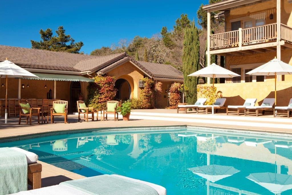 Grand Prize Drawing Giveaway - A Getaway for Two to Bernardus Lodge in Carmel Valley