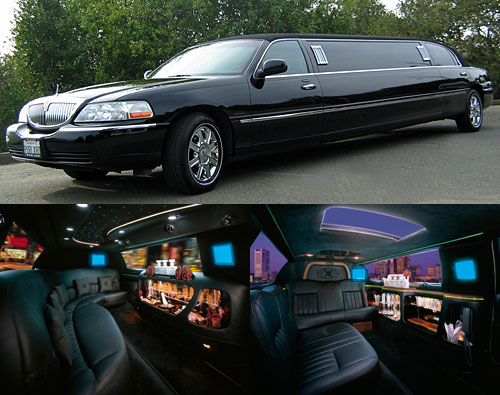 pure luxury limo