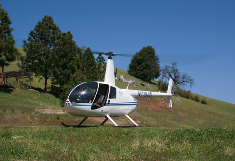 sonoma helicopter