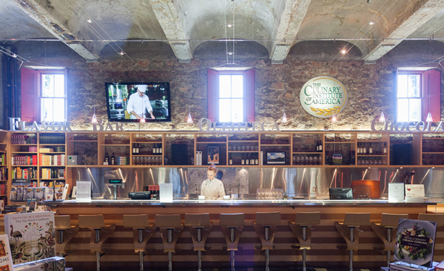 Tasting Bar at Spice Islands Marketplace, photo by VisitNapaValley.com