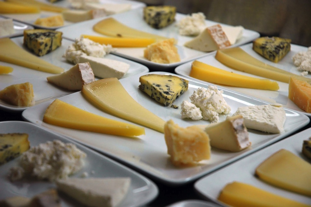 What to Expect at the Winter Artisan Cheese Fair, photo by Erica Gallindo