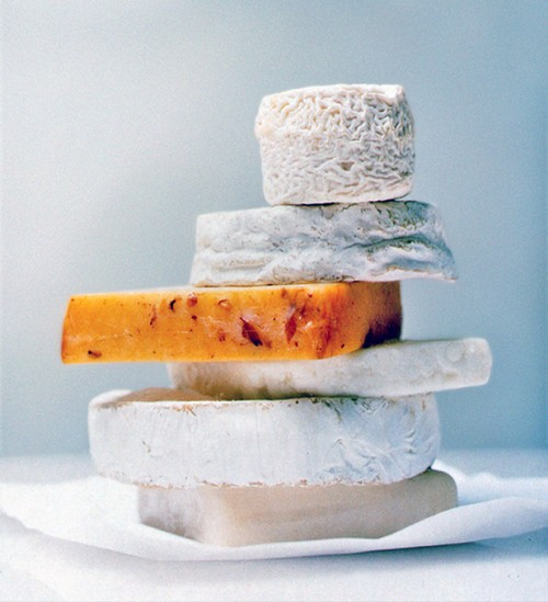 Artisan Cheese Stack