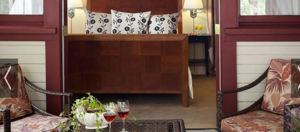 One of a Kind Bed and Breakfasts in Napa Wine Country