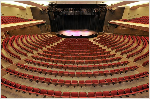 Person Theater at Wells Fargo Center for the Arts