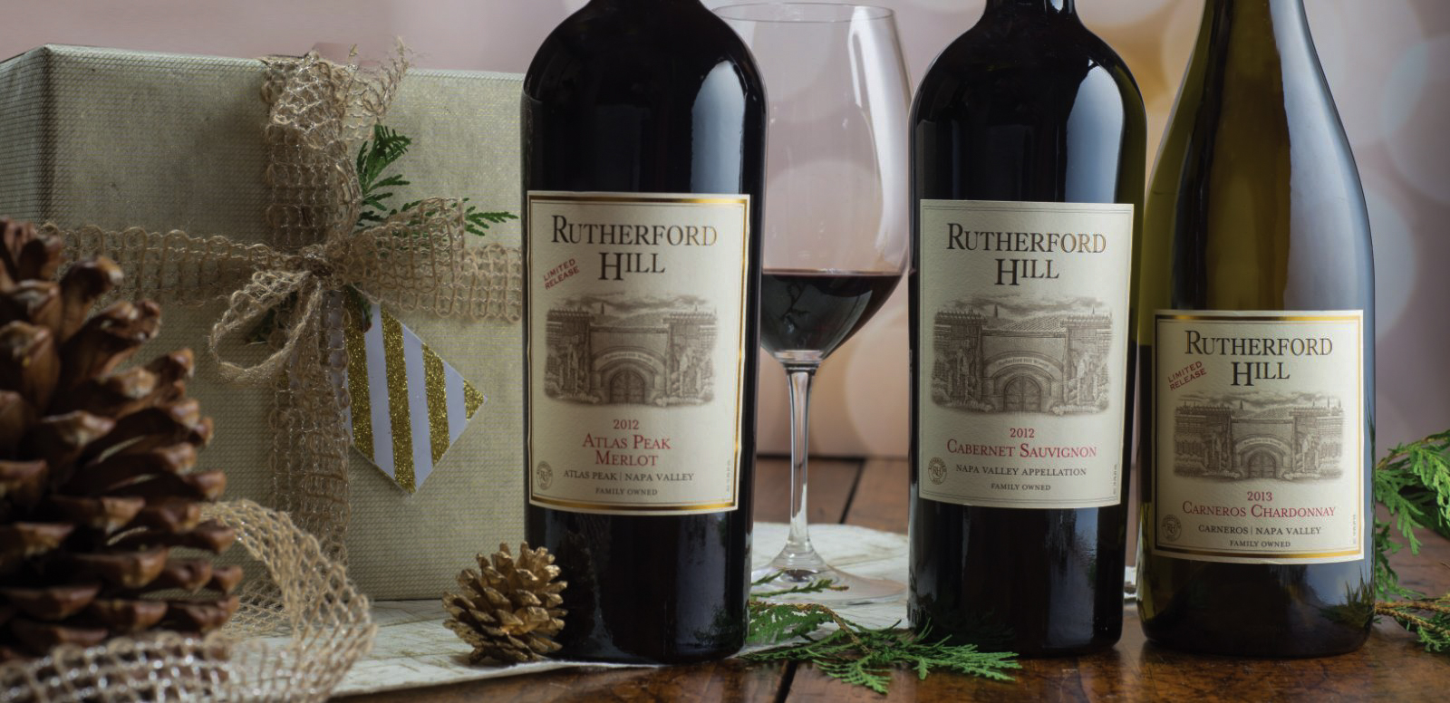 Perfect Gift - Wines from Rutherford Hill Winery