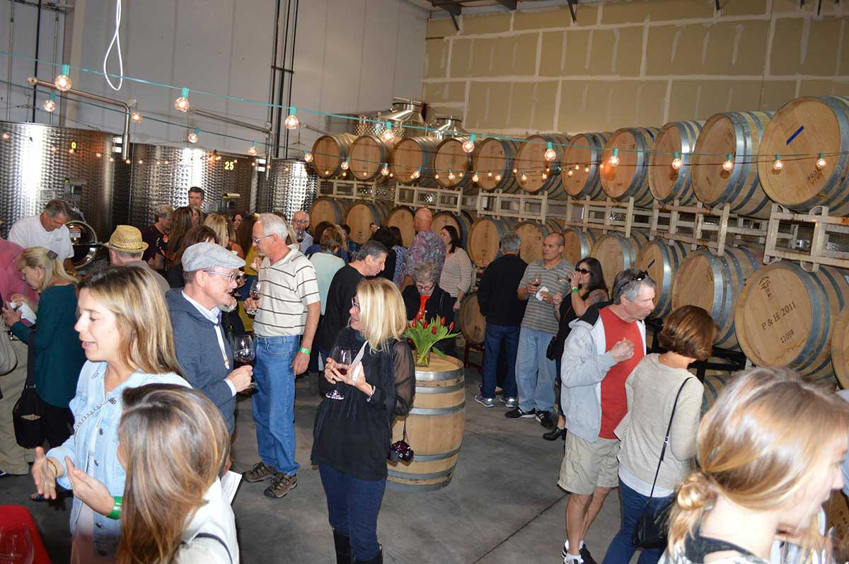 Sonoma & Napa Valley Wineries Events 2016