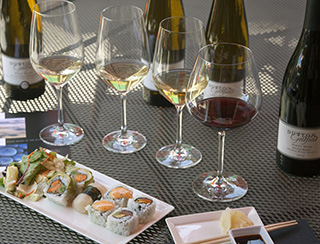 NEW Wine & Food Pairings in #WineCountry