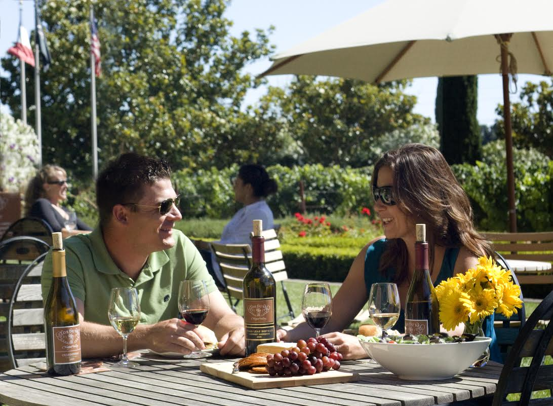 Clos Du Val wine and food
