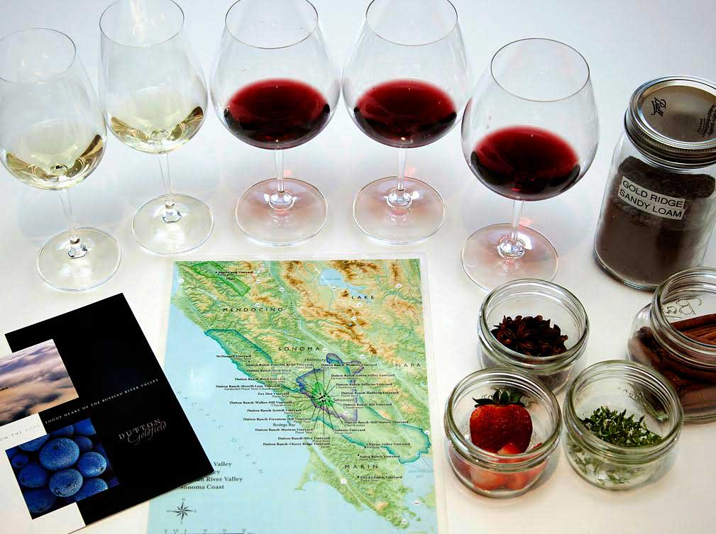 Dutton-Goldfield Discovery Tasting